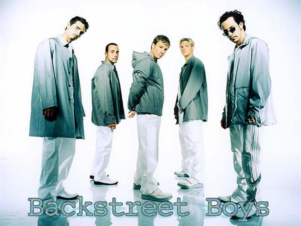 Backstreet Boys - Wallpaper Gallery